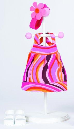 Imagen de Muñecas Madame Alexander, traje corto y dulce por 18