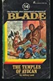 The Temples of Ayocan (Richard Blade Heroic fantasy series, #14) (0523006233) by Lord, Jeffrey