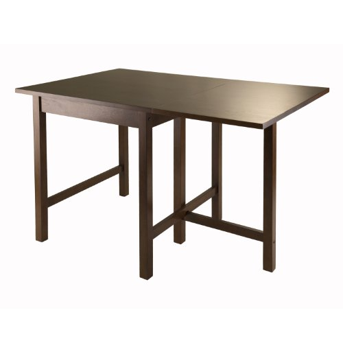 WINSOME Lynden Drop Leaf Dining Table (Norden Gateleg Table compare prices)