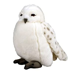 Wizarding World of Harry Potter Hedwig Owl Plush Puppet with Sound