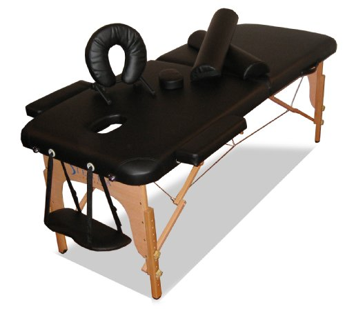 Sierra comfort professional series portable massage table review massage chair reviews - Portable massage table reviews ...