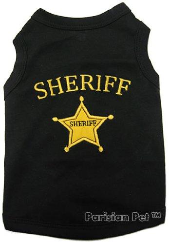SHERIFF Dog T-Shirt - Small