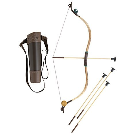 Disney Store Brave Merida Archery Bow and Arrow