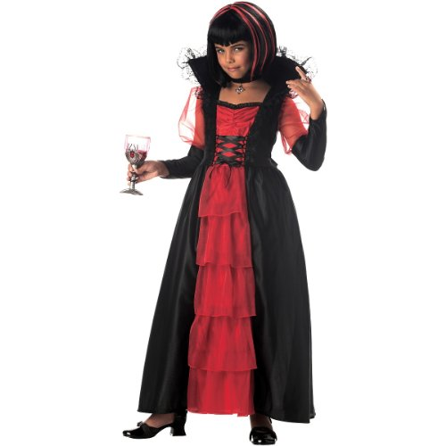 Regal Vampira Costume - Medium