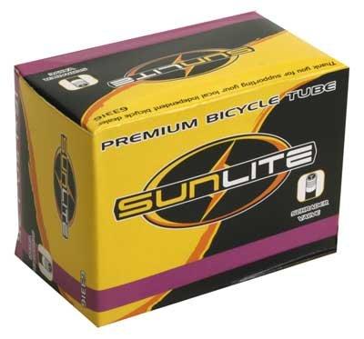 Sunlite Bicycle Tube 16 x 1.50-1.95 SCHRADER Valve