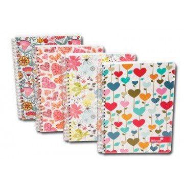 2-x-a5-twin-alambre-marlene-west-notebook-varios-colores-regalo