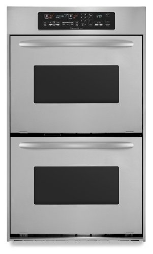 Kitchenaid KEBC247VSS 3.1 cu. ft. True Convection Upper Oven Architect Series