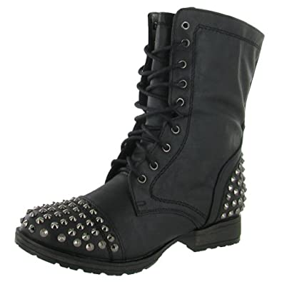 chic combat boots