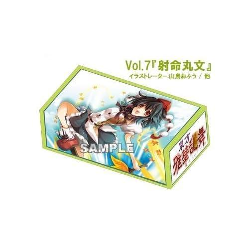 東方Project 波天宮コレクションボックス vol.7「射命丸文」
