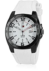 Tommy Hilfiger Analog White Dial Mens Watch - TH1790882/D
