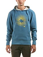 Hot Buttered Sudadera con Capucha Points (Azul)