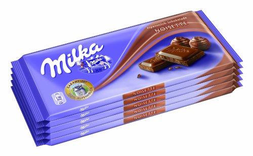 Milka Noisette 5er, 1er Pack (1 x 500 g)