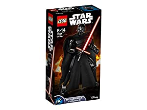 LEGO Constraction Star Wars Kylo Ren Building Set
