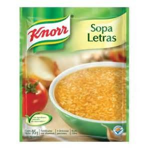 Amazon.com : Knorr Tomato Based Alphabet Pasta Soup Mix, 3