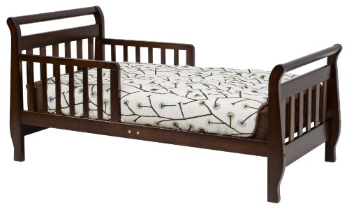 Learn More About Davinci Sleigh Toddler Bed, Espresso