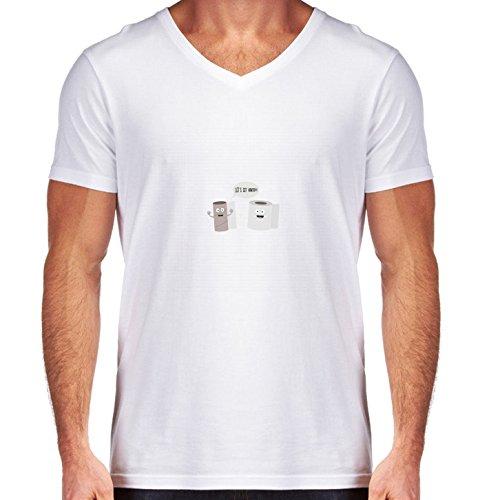 camiseta-blanca-con-v-cuello-para-los-hombres-tamano-m-tejido-rollo-de-papel-higienico-by-ilovecotto