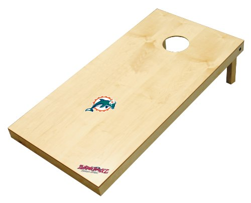 NFL Miami Dolphins Tailgate Toss XL Platinum at Amazon.com