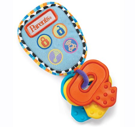 Manhattan Toy Start Me Up Car Keys - 1