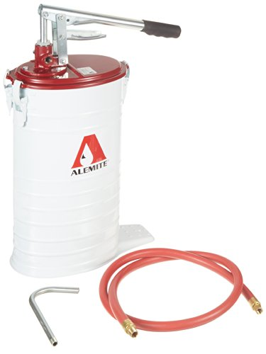 "Alemite 7181-K Volume Delivery Bucket Pump, 3/8"" Nptf Outlet"