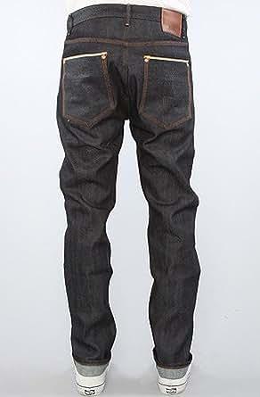 Jeans Eddy Men's 5-pocketjean Raw Stretch Selvage WeSC W38 L34 Homme