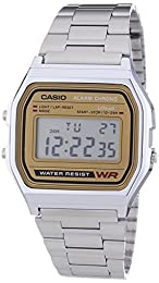 Casio Men's Classic Digital Watch, Grey