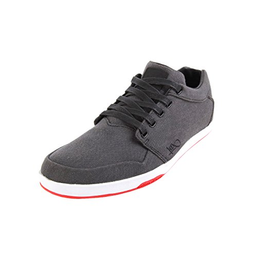 K1X LP Low Black Tweed Dark Red 43