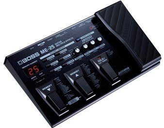 Boss Me-25 Guitar Effects Unit
