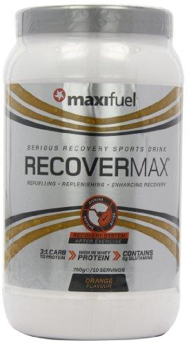 Maxifuel Recovermax 750 g Orange Muscle Repair Drink Powder
