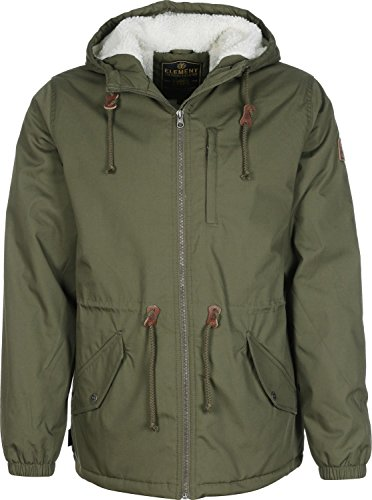 Element Stark Parka M military green