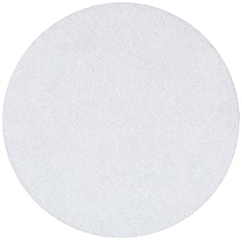 Whatman 10300106 Ashless Quantitative Filter Paper, 50mm Diameter, 4-12 Micron, Grade 589/2 (Pack of 100)
