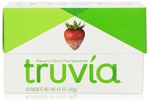 Truvia Sweetener, 40 Count