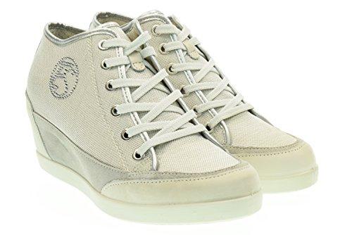 ENVAL SOFT donna sneakers alte con zeppa interna 59231/00 40 Grigio