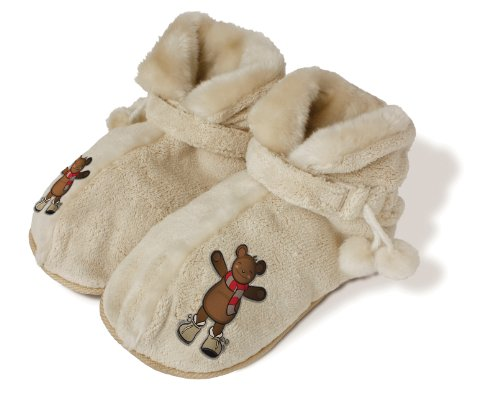 HoMedics MB-1TAB Snuggly Bear Massaging Slipper