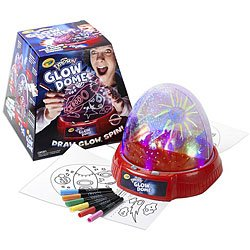 Crayola Color Explosion Glow Dome Kit (74-7025)