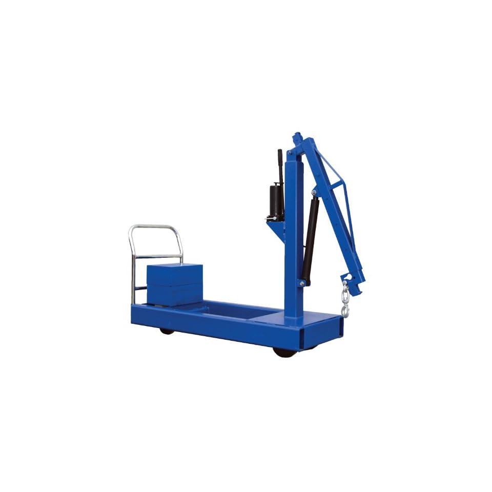 Vestil CBFC 1000 Steel Counter Balanced Floor Crane, 1000