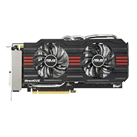 AsusTek�А� NVIDIA GeForce GT660 GPU���ڃr�f�I�J�[�h GTX660-DC2-2GD5