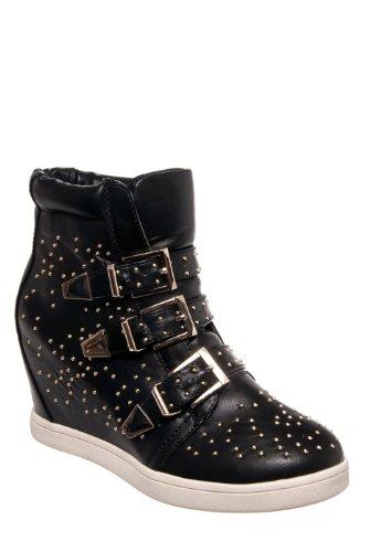 Gramercy High Wedge Sneaker