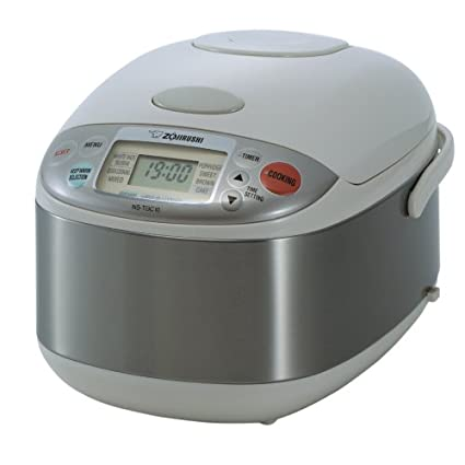 Zojirushi NS-TGC10 Electric Rice Cooker