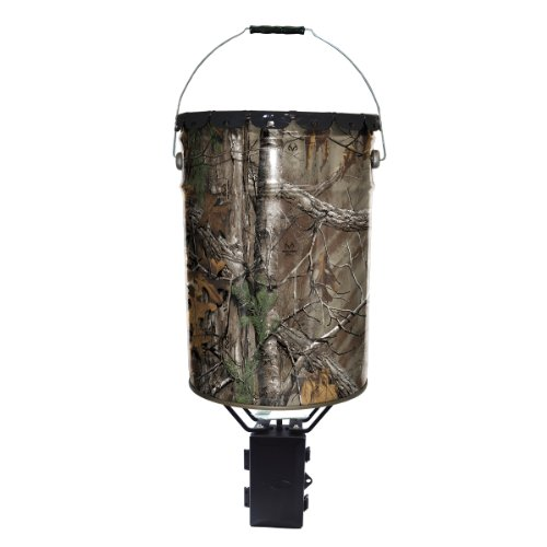 Wild Game Innovations Quick Set 50 Feeder front-296004