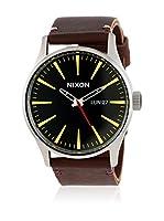 Nixon Reloj con movimiento cuarzo japonés Man A105019 42 mm