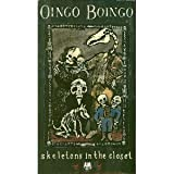 Oingo Boingo:Skeletons in Closet [VHS]