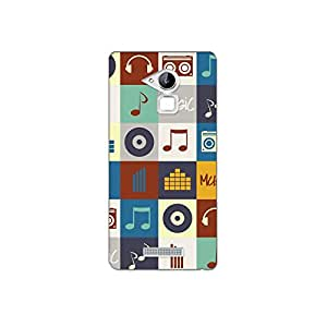 coolpd note 3 long nkt06 (9) Mobile Case by Mott2 - Music Symbol and Sign (Limited Time Offers,Please Check the Details Below)