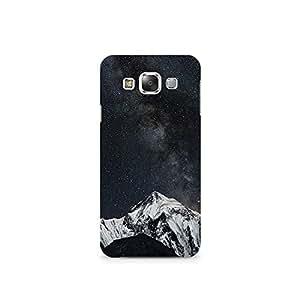 TAZindia Designer Printed Hard Back Case Mobile Cover For Samsung Galaxy E5