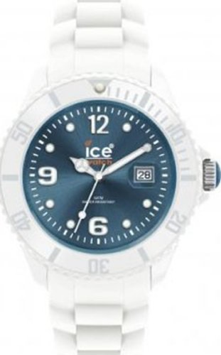 Ice-Watch Ice-White - White Jeans Small Women'S Watch #Si.Wj.S.S.10