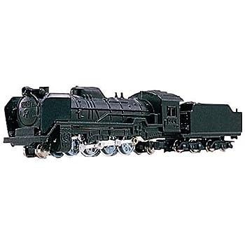NゲージNO.38 D-51蒸気機関車 (リニューアル)