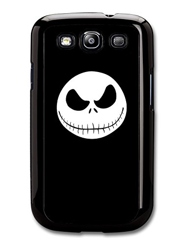 The Nightmare Before Christmas Halloween Tim Burton Jack Skellington custodia per Samsung Galaxy S3