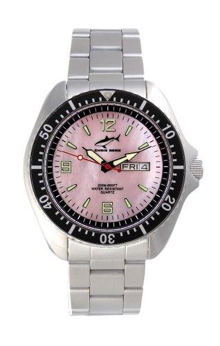 Chris Benz One Man CBO-R-SW-MB Elegante orologio da uomo Orologio da immersione
