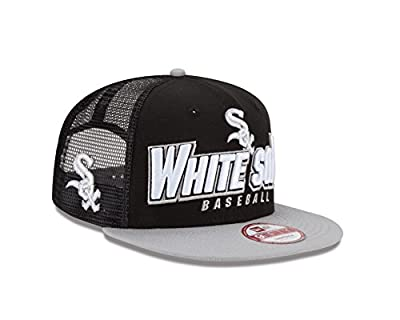 MLB Chicago White Sox Trucker Charge 950 Cap