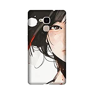 Printrose Huawei Honor 5C back cover High Quality Designer Case and Covers for Huawei Honor 5C Save girl