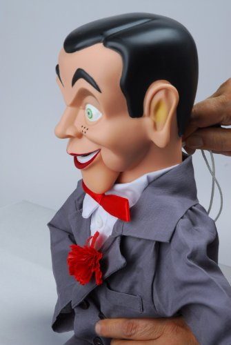 Slappy Dummy Ventriloquist Doll Star Of Goosebumps One
